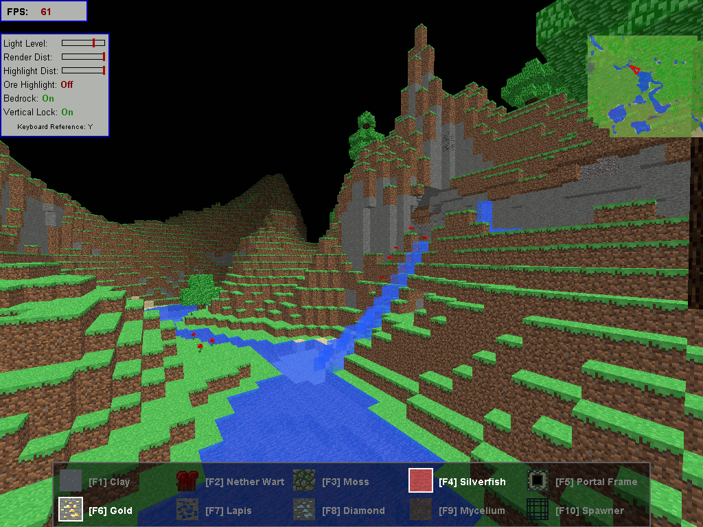 minecraft f3 not working mac